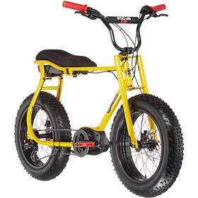 "Ruff Cycles Lil'Buddy 20"" Bosch Active Line 500Wh, honeyyellow"